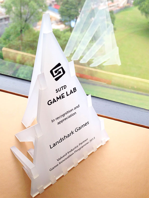 SUTD Award